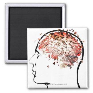 Brain Shattering Magnet
