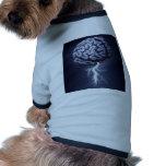Brain Storm Illustration Pet Clothing