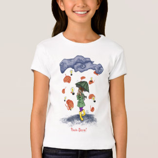 Brain Storm! Kids t-shirt