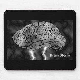 Brain Storm Mouse Pad