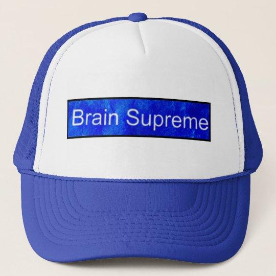 fa816264fcfd0 BRAIN SUPREME TRUCKER HAT