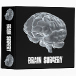 brain surgery binder