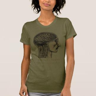 Brain Surgery Survivor Antique Medical Engraving Shirt