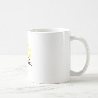 Brain Surgery Survivor Part Man Part Machine Coffee Mug