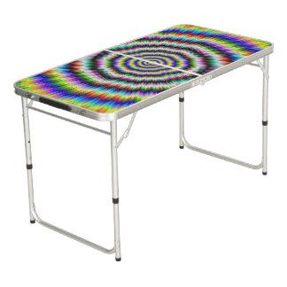 Brain Teaser Pong Table