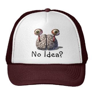 Brain Thinking Cap Trucker Hat