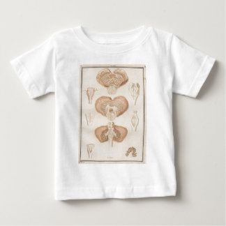 Brain Three - Neuroanatomy Baby T-Shirt