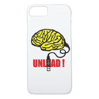 Brain to unload iPhone 8/7 case