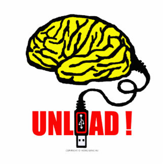 Brain to unload photo cut outs