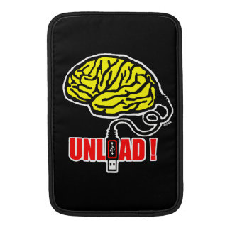 Brain to unload sleeve for MacBook air