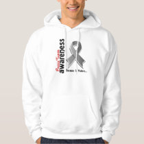 Brain Tumor Awareness 5 Hoodie