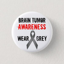 brain tumor awareness pin