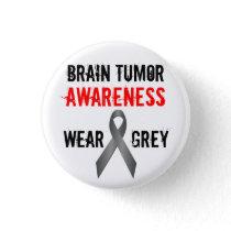 brain tumor awareness pin