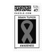 BRAIN TUMOR AWARENESS STAMP