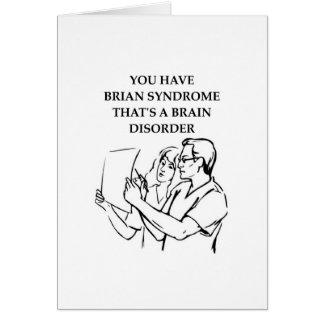 brain tumor cards