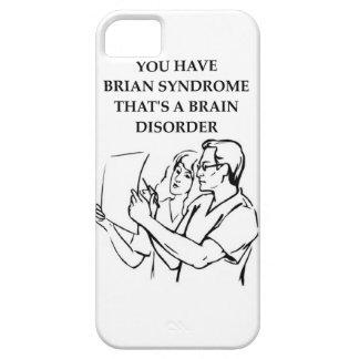 brain tumor iPhone 5 covers