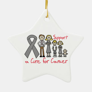 Brain Tumor Family Support A Cure Ornament