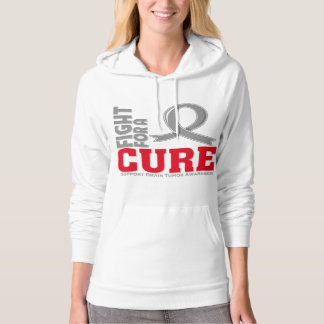 Brain Tumor Fight For A Cure Hoodie