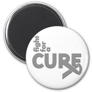 Brain Tumor Fight For A Cure Magnet