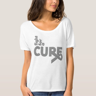 Brain Tumor Fight For A Cure T-shirt