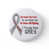 Brain Tumor For Every…..I Proudly Wear Grey 1 Pinback Button