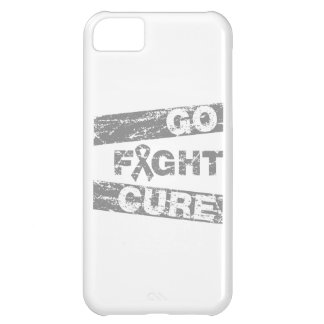 Brain Tumor Go Fight Cure Cover For iPhone 5C