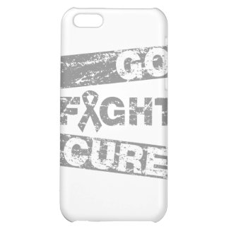 Brain Tumor Go Fight Cure Case For iPhone 5C