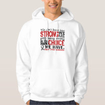 Brain Tumor How Strong We Are Hoodie
