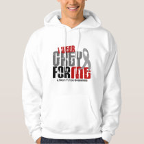 Brain Tumor I Wear Grey For ME 6.2 Hoodie