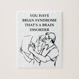 brain tumor puzzles