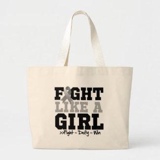 Brain Tumor Sporty Fight Like a Girl Bag