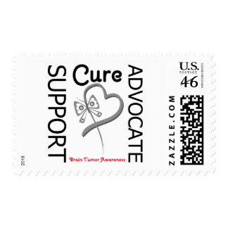 Brain Tumor Support Advocate Cure Postage