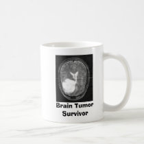 Brain Tumor Survivor Coffee Mug