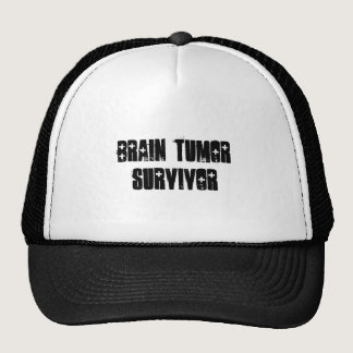 Brain Tumor Survivor Hat