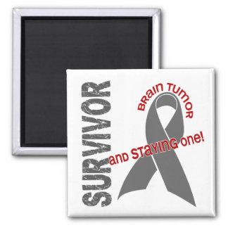 Brain Tumor Survivor Magnet