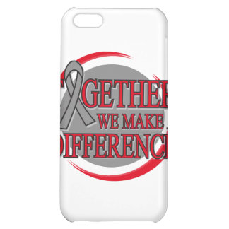 Brain Tumor Together We Make A Difference Case For iPhone 5C