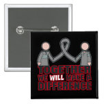 Brain Tumor Together We Will Make A Difference Pins