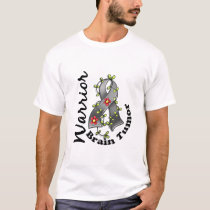 Brain Tumor Warrior 15 T-Shirt