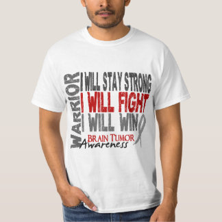 Brain Tumor Warrior T-Shirt