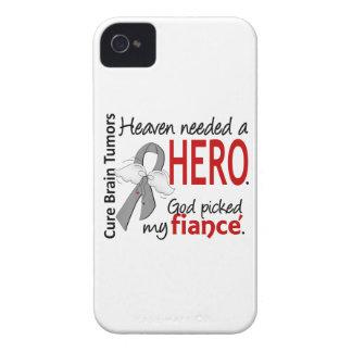 Brain Tumors Heaven Needed a Hero Fiance iPhone 4 Case-Mate Case