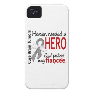 Brain Tumors Heaven Needed a Hero Fiancee iPhone 4 Case-Mate Case