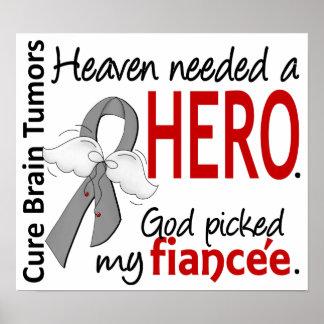 Brain Tumors Heaven Needed a Hero Fiancee Poster