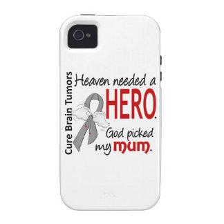 Brain Tumors Heaven Needed a Hero Mum iPhone 4/4S Cover