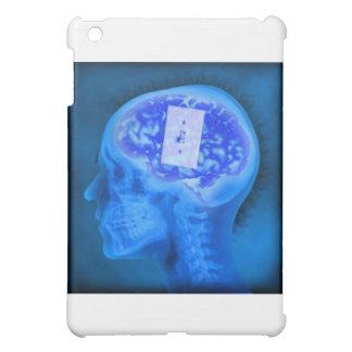 brain turned off iPad mini cases