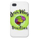 Brain Warp Studios iPhone 4 case