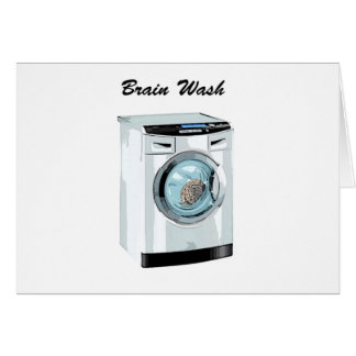 Brain Wash Card
