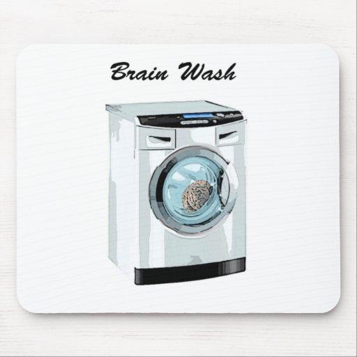 Brain Wash Mousepads