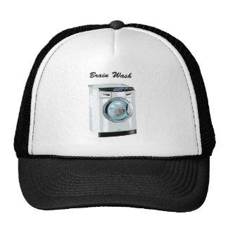 Brain Wash Trucker Hat