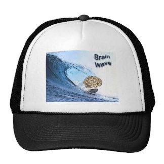 Brain Wave Trucker Hat