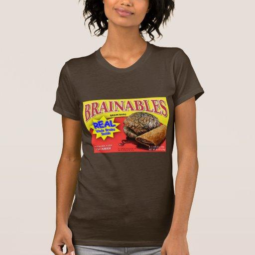 Brainables Camisetas
